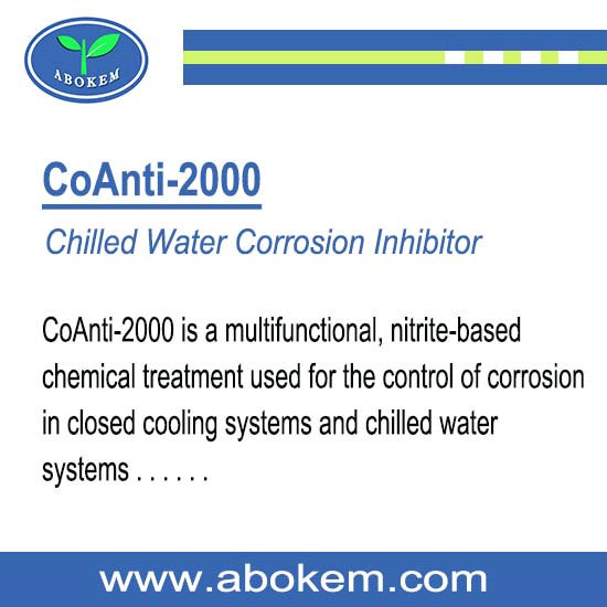 Chilled Water Corrosion Inhibitor CoAnti-2000